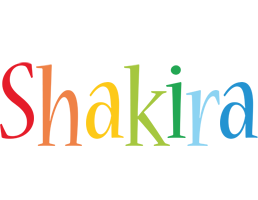 Shakira birthday logo