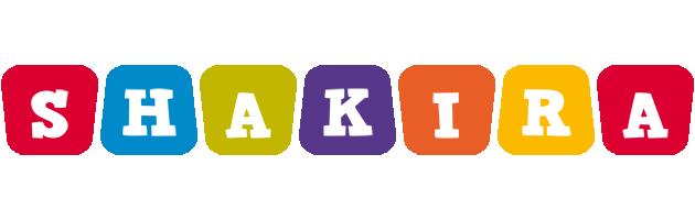 Shakira daycare logo