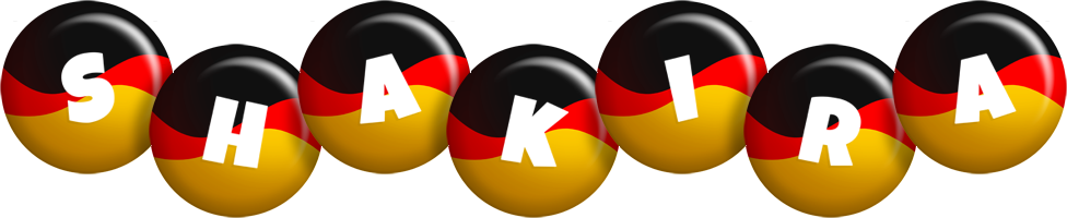 Shakira german logo