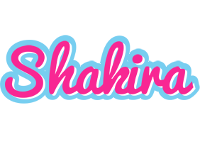 Shakira popstar logo