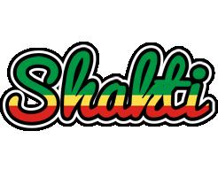 Shakti african logo