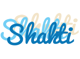 Shakti breeze logo