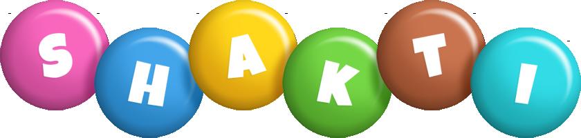 Shakti candy logo