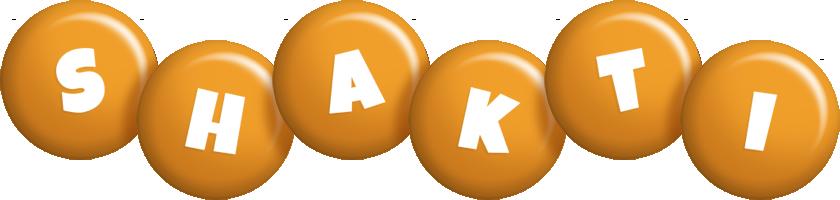 Shakti candy-orange logo