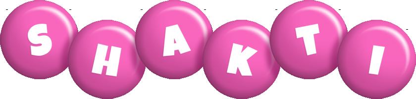 Shakti candy-pink logo