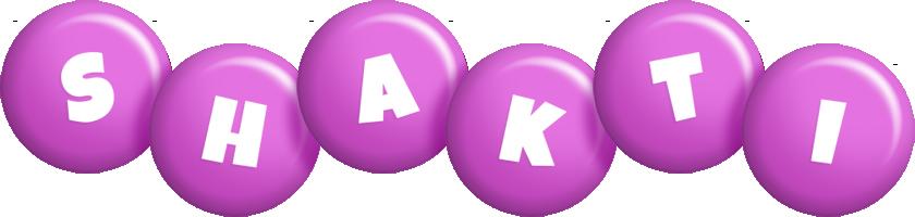 Shakti candy-purple logo