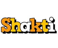 Shakti cartoon logo