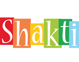Shakti colors logo