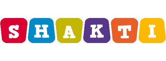 Shakti daycare logo