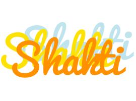 Shakti energy logo