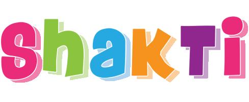 Shakti friday logo