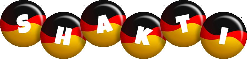 Shakti german logo