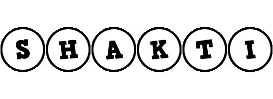 Shakti handy logo