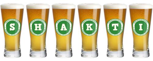 Shakti lager logo