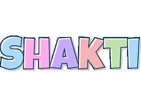 Shakti pastel logo