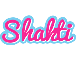 Shakti popstar logo