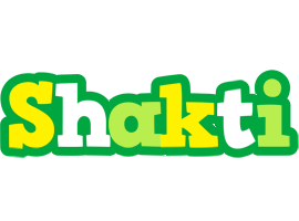 Shakti soccer logo