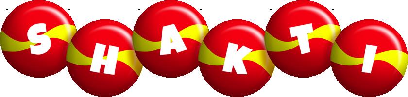 Shakti spain logo