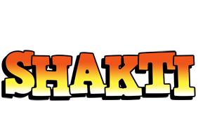 Shakti sunset logo