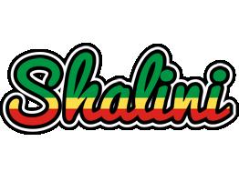 Shalini african logo