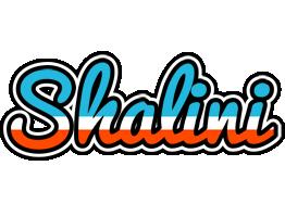 Shalini america logo