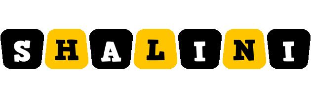 Shalini boots logo