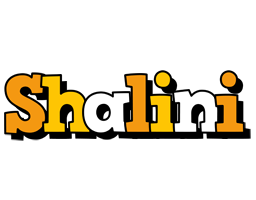 Shalini cartoon logo