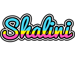 Shalini circus logo
