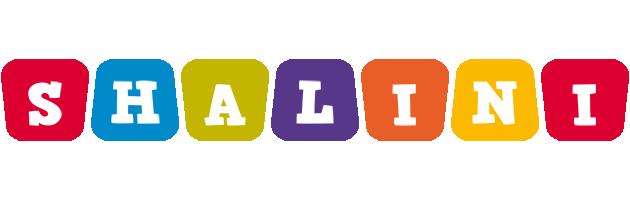 Shalini daycare logo