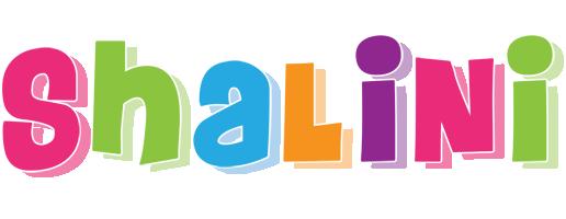 Shalini friday logo