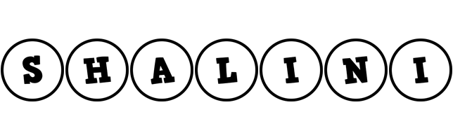 Shalini handy logo