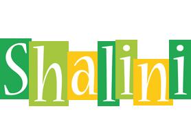 Shalini lemonade logo