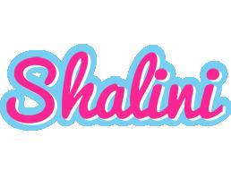 Shalini popstar logo