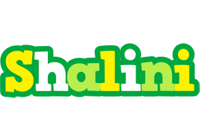 Shalini soccer logo