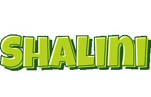 Shalini summer logo