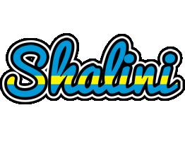 Shalini sweden logo