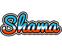 Shama america logo