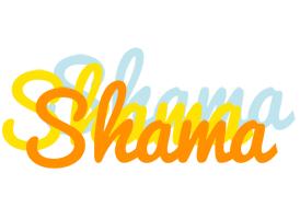Shama energy logo