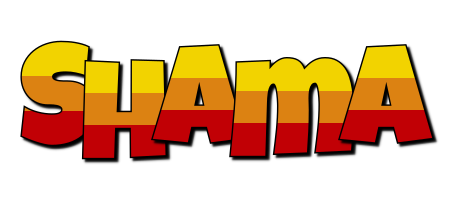 Shama jungle logo