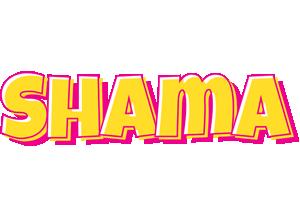 Shama kaboom logo