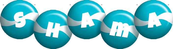 Shama messi logo