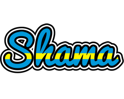 Shama sweden logo