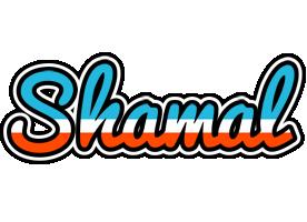 Shamal america logo