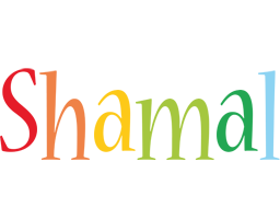 Shamal birthday logo