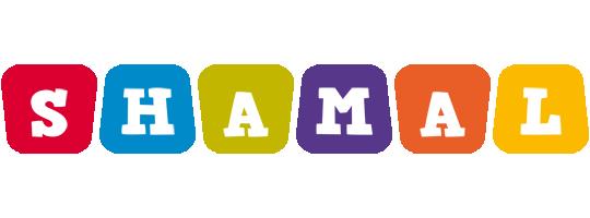 Shamal kiddo logo