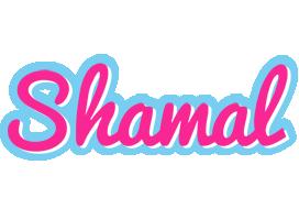 Shamal popstar logo