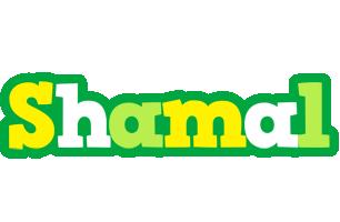 Shamal soccer logo