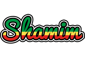 Shamim african logo