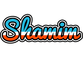 Shamim america logo