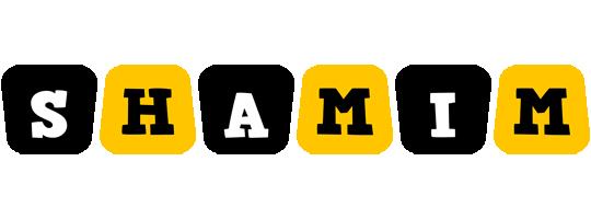 Shamim boots logo